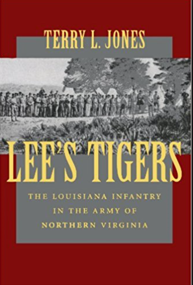 Lee's Fighting Tigers from Louisiana were honored by LSU as the choice for their mascot after the Civil War