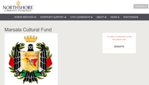 Marsala Cultural Fund