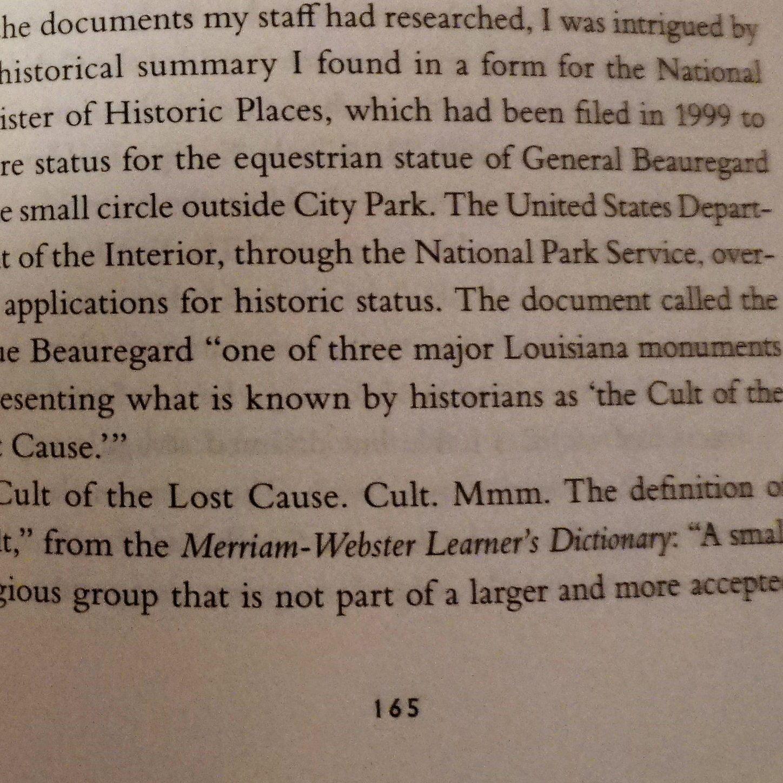 landrieu book cult page 165 1